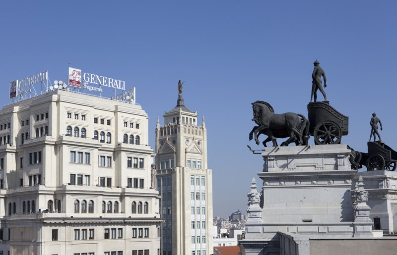 Hotels with a great location in Madrid
