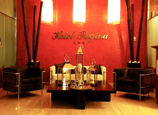 3 Star hotels in Madrid. The Regina Hotel.