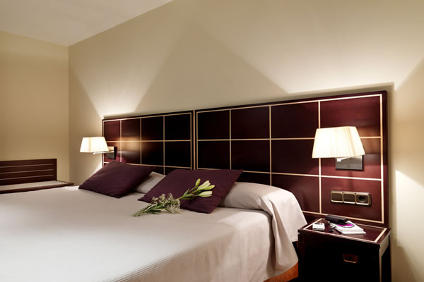Hotels in Madrid city center. El Coloso Hotel.