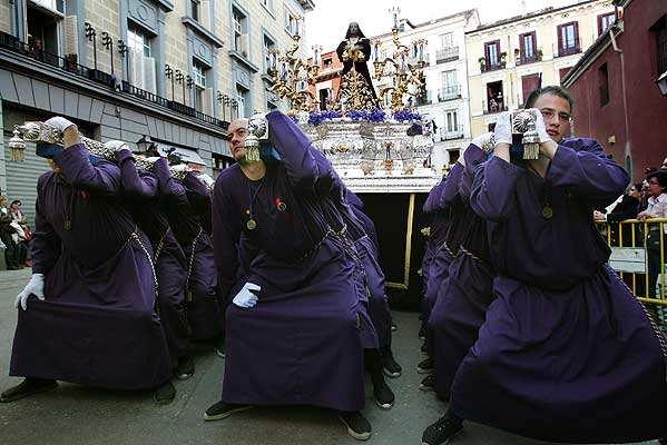 Easter week in Madrid