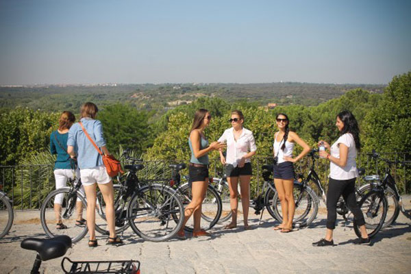 Madrid Tours on Bike