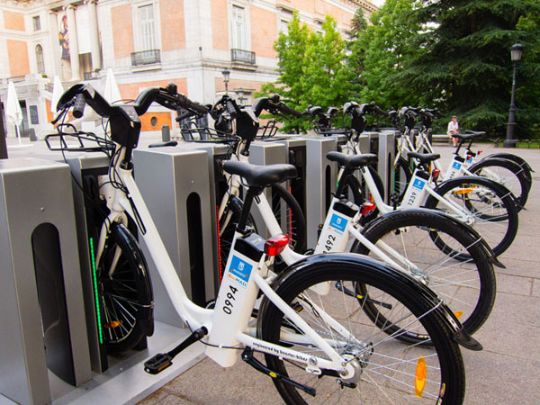 Madrid electric bikes
