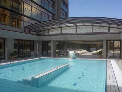 Hilton Madrid Airport Hotel 5 Stars Hotels In